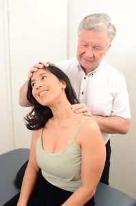 Chiropractic adjustment neck for web 1 199x300 - Chiropractic